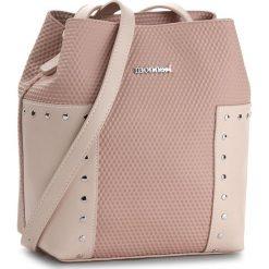 Torebka MONNARI - BAG2790-004 Pink. Czerwone listonoszki damskie marki Reserved, duże. W wyprzedaży za 129,00 zł.
