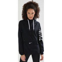 Nike Performance WOVEN Kurtka sportowa black/white. Czarne kurtki sportowe damskie marki Nike Performance, xl, z elastanu. Za 299,00 zł.