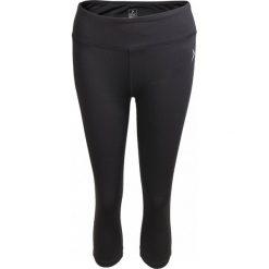Legginsy treningowe damskie SPDF601A - czarny - Outhorn. Czarne legginsy skórzane Outhorn. W wyprzedaży za 49,99 zł.