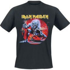 Iron Maiden A Real Live One T-Shirt czarny. Czarne t-shirty męskie Iron Maiden, l. Za 74,90 zł.