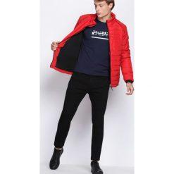 Czerwona Kurtka In My Street. Czerwone kurtki męskie pikowane marki Born2be, m, z dresówki, street. Za 114,99 zł.