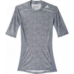 Adidas Koszulka męska Techfit Chill Tee L. Szare koszulki sportowe męskie Adidas, l. Za 119,00 zł.