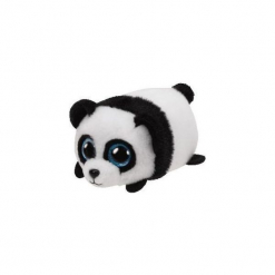 Maskotka TY INC Teeny Tys - Puck Panda. Szare przytulanki i maskotki TY INC. Za 14,99 zł.