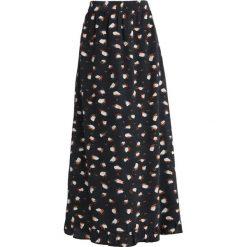 Custommade NANI Długa spódnica anthracite black. Czarne długie spódnice Custommade, z materiału. Za 569,00 zł.