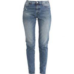 Replay MADDIESPA PANTS Jeansy Relaxed Fit blue denim. Niebieskie jeansy damskie relaxed fit marki Replay. Za 559,00 zł.