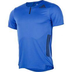 T-shirty męskie: koszulka do biegania męska ADIDAS ADIZERO SHORT SLEEVE TEE / S99685