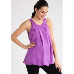 Bluzki asymetryczne: Slacks & Co. PIPPA Bluzka purple