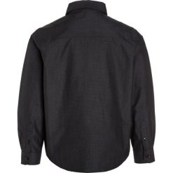 BOSS Kidswear LANGARM Koszula schwarz. Niebieskie bluzki dziewczęce bawełniane marki BOSS Kidswear. W wyprzedaży za 187,85 zł.