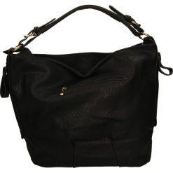 TOREBKA R028. Czarne torebki klasyczne damskie Casu. Za 54,99 zł.