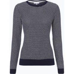 Swetry rozpinane damskie: Marie Lund – Sweter damski, niebieski