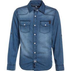 Kaporal NUTT Koszula blue denim. Niebieskie bluzki dziewczęce bawełniane Kaporal. W wyprzedaży za 160,30 zł.
