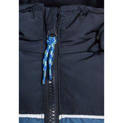 Noppies JACKET HENRIETTA Kurtka zimowa dark blue. Niebieskie kurtki chłopięce Noppies, na zimę, z materiału. W wyprzedaży za 203,40 zł.