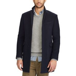 Płaszcze przejściowe męskie: Polo Ralph Lauren PADDOCK Krótki płaszcz navy