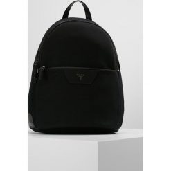 Plecaki męskie: Serapian CAPSULE COLLECTION BACKPACK Plecak black