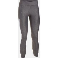 Spodnie damskie: Under Armour Legginsy damskie HeatGear Armour Supervent Crop szare r. XS (1300067-090)