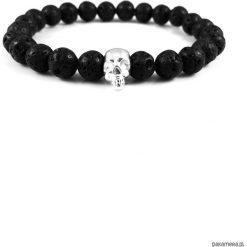 Biżuteria i zegarki: Bransoletka męska BLACKY X2