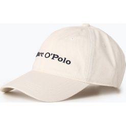 Czapki damskie: Marc O'Polo - Damska czapka z daszkiem, czarny