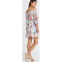 Sukienki hiszpanki: Rich & Royal DRESS OFF SHOULDER Sukienka letnia white