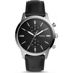 Fossil - Zegarek FS5396. Różowe zegarki męskie marki Fossil, szklane. Za 649,90 zł.