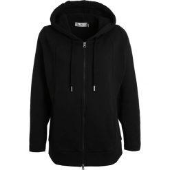 Adidas by Stella McCartney Bluza rozpinana black. Czarne bluzy damskie adidas by Stella McCartney, m, z bawełny. W wyprzedaży za 399,20 zł.