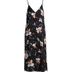 Długie sukienki: Bardot HIBISCUS Długa sukienka black