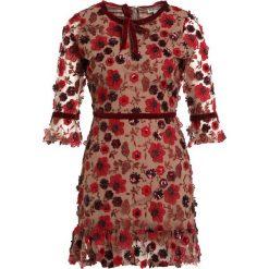 Sukienki: For Love & Lemons BEATRICE SWING Sukienka koktajlowa bouquet