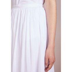 Polo Ralph Lauren GAUZE Długa spódnica white. Białe długie spódnice Polo Ralph Lauren, z bawełny. W wyprzedaży za 566,55 zł.