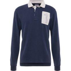 Hackett London RUGBY Bluza dark blue. Niebieskie bejsbolówki męskie Hackett London, m, z bawełny. Za 589,00 zł.