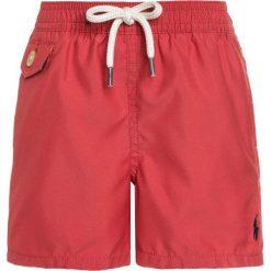 Polo Ralph Lauren TRAVELER SWIMWEAR BOXER BABY Szorty kąpielowe adirondack berry. Czerwone spodenki chłopięce Polo Ralph Lauren, z materiału. Za 149,00 zł.