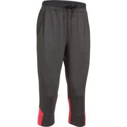 Spodnie sportowe damskie: Under Armour Spodnie damskie Armour Sport Crop szaro-czerwone r. S (1294192-091)