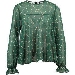 Bluzki asymetryczne: YAS YASGRACE  Bluzka hunter green