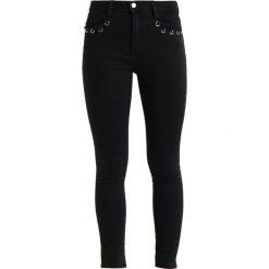 Even&Odd Jeans Skinny Fit black. Czarne rurki damskie Even&Odd. W wyprzedaży za 134,10 zł.