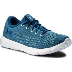 Buty UNDER ARMOUR - Ua W Rapid 1297452-400 Bbs/Bif/Mnb. Niebieskie buty do biegania damskie Under Armour, z gumy. W wyprzedaży za 169,00 zł.