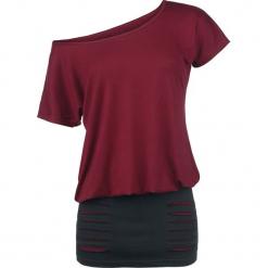 Black Premium by EMP Hold On Loosely Sukienka czarny/czerwony. Czarne sukienki marki Black Premium by EMP, xl, z poliesteru. Za 121,90 zł.