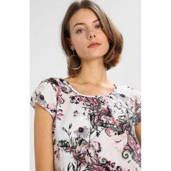 Bluzki asymetryczne: Soyaconcept ISABEA Bluzka fuchsia/rose