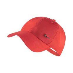 Nike Czapka z daszkiem damska Nike U H86 Cap Metal Swoosh czerwona (C1667). Czerwone czapki z daszkiem damskie marki Nike. Za 60,85 zł.