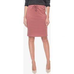 Spódniczki: Spódnica w kolorze jasnobrązowym