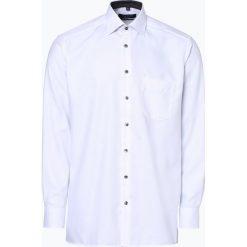 Andrew James - Koszula męska niewymagająca prasowania, czarny. Czarne koszule męskie non-iron Andrew James, m, z bawełny. Za 129,95 zł.