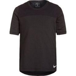 T-shirty chłopięce: Nike Performance PRO HYPERCOOL Tshirt z nadrukiem black/white