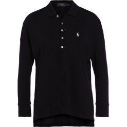 Bluzki damskie: Polo Ralph Lauren DRAPEY  Koszulka polo polo black
