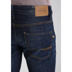 BONOBO Jeans SOHO Jeansy Slim Fit denim brut. Niebieskie rurki męskie BONOBO Jeans. Za 209,00 zł.