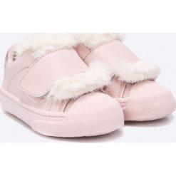 Gioseppo - Tenisówki dziecięce. Szare buty sportowe dziewczęce Gioseppo, z materiału. W wyprzedaży za 119,90 zł.