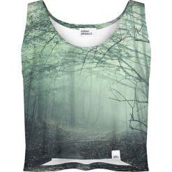 Colour Pleasure Koszulka damska CP-035 135 szaro-zielona r. M/L. Fioletowe bluzki damskie marki Colour pleasure, uniwersalny. Za 64,14 zł.