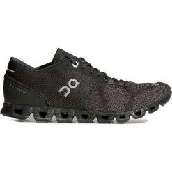 993f61fb Buty ON RUNNING CLOUD X MAN. Czarne buty sportowe męskie On Running, bez  zapięcia