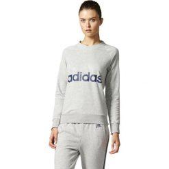 Bluzy rozpinane damskie: BLUZA ADIDAS ESSENTIALS LINEAR SWEAT S97080