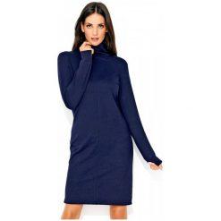 Numinou Sukienka Damska 36 Ciemny Niebieski. Niebieskie sukienki hiszpanki Numinou, z bawełny. Za 189,00 zł.