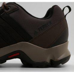 Adidas Performance TERREX AX2R Obuwie hikingowe black/brown/black. Brązowe buty skate męskie adidas Performance, z gumy, outdoorowe. Za 399,00 zł.