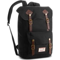 Plecak DOUGHNUT - 8077C-0003-F Cordura Black. Czarne plecaki męskie Doughnut, z materiału. Za 389,00 zł.