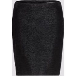 DRYKORN NAJA Spódnica ołówkowa  black. Czarne minispódniczki DRYKORN, z materiału, ołówkowe. W wyprzedaży za 356,30 zł.