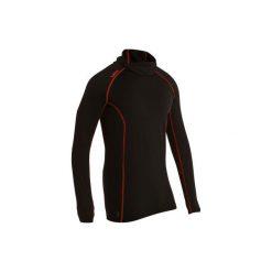 Koszulka narciarska termoaktywna męska z kapturem. Niebieskie koszulki sportowe męskie marki ARTENGO, m, z elastanu. W wyprzedaży za 43,00 zł.